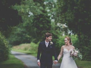 Marc & Carrie's wedding