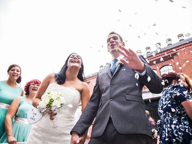 Layla & Andrew's wedding