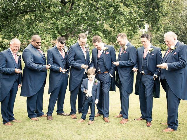 Sean and Michelle's wedding in Sutton Coldfield, West Midlands 7