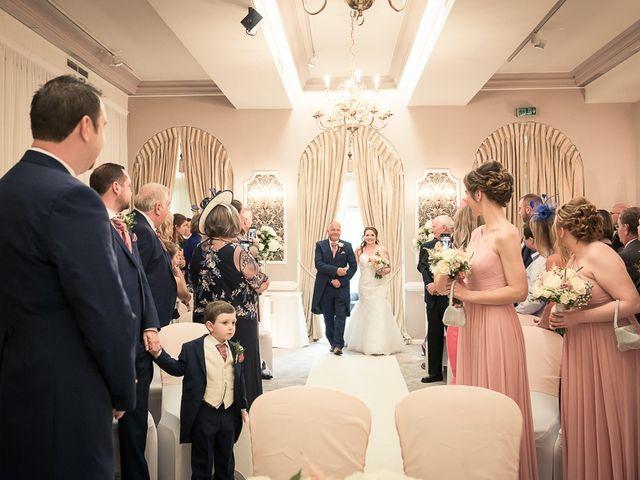 Sean and Michelle's wedding in Sutton Coldfield, West Midlands 8