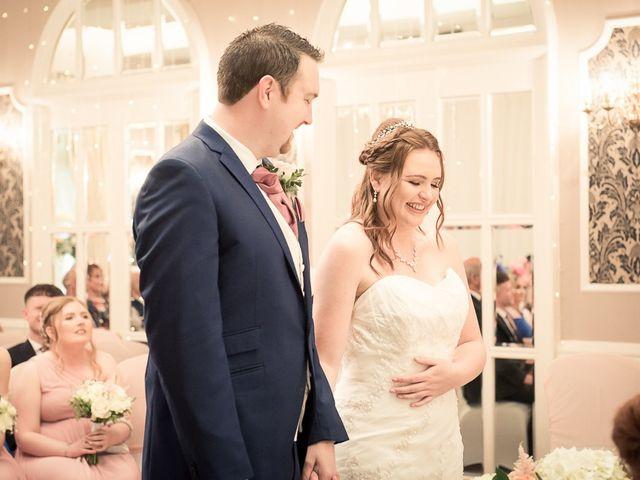 Sean and Michelle's wedding in Sutton Coldfield, West Midlands 10