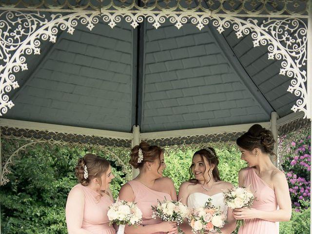 Sean and Michelle's wedding in Sutton Coldfield, West Midlands 1