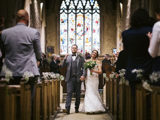 Sophie & Paul's wedding