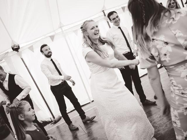 Dalton and Louisa's wedding in Broughton, Cambridgeshire 3