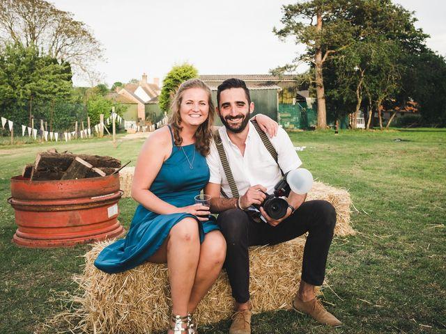 Dalton and Louisa's wedding in Broughton, Cambridgeshire 6