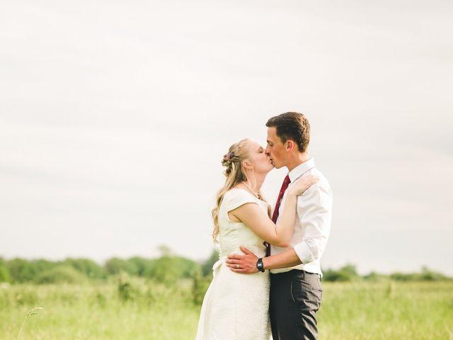 Dalton and Louisa's wedding in Broughton, Cambridgeshire 10