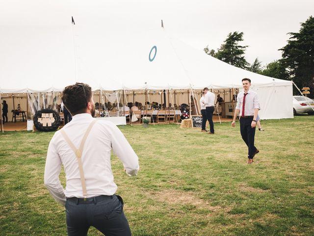 Dalton and Louisa's wedding in Broughton, Cambridgeshire 1