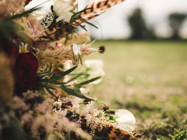 Dalton and Louisa's wedding in Broughton, Cambridgeshire 2