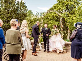 Rosina & Matthew's wedding 3