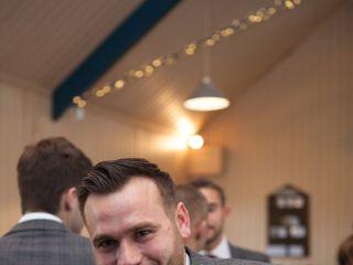 Stacey & Ben's wedding 2