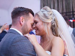 Stacey & Ben's wedding
