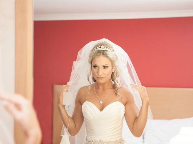 Ben and Stacey's wedding in Maidstone, Kent 2