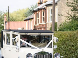 Lucy & Mark's wedding 1