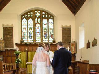 Lucy & Mark's wedding 3
