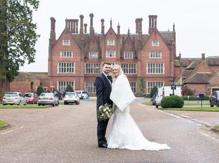 James & Gemma's wedding 1