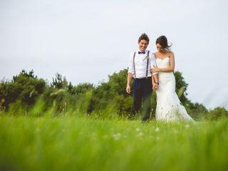 Ella & Chris's wedding