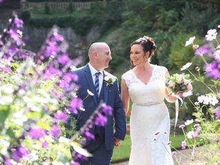 Neil & Louise's wedding