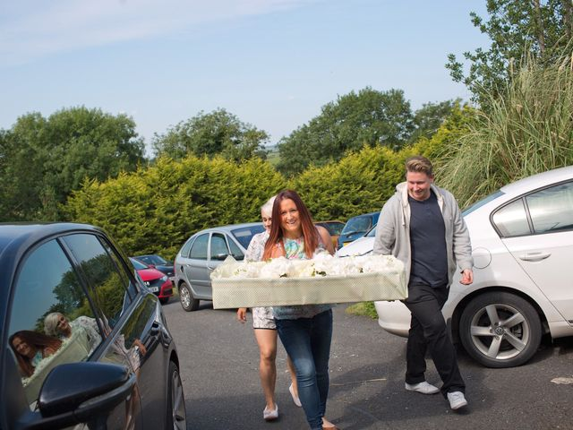 John and Judith's wedding in Downpatrick, Down 8
