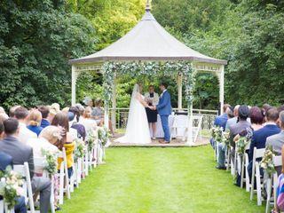 Faye & Ben's wedding 1