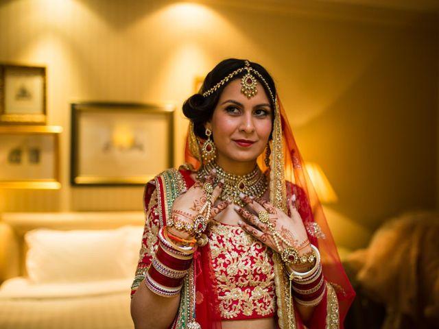 Manoj and Esha's wedding in London, Central London 4