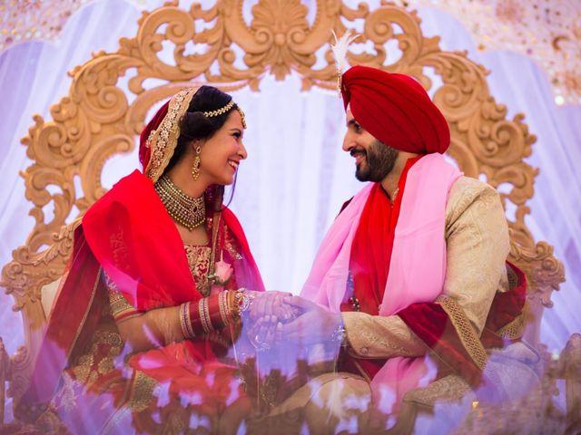 Esha & Manoj's wedding