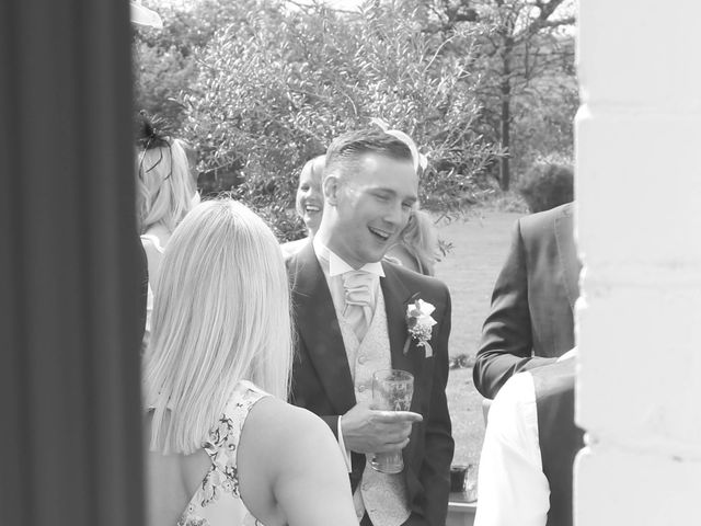 Kai and Emily's wedding in Wolvey, Warwickshire 6