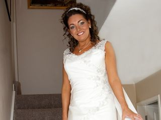 Joanne & David's wedding 2