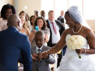 Jeanine & Allan's wedding 1