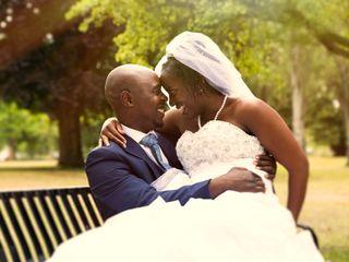 Jeanine & Allan's wedding