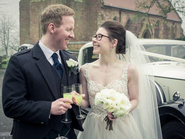 Rebecca & Andrew's wedding