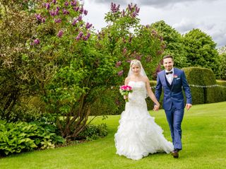 Katie & Jason's wedding