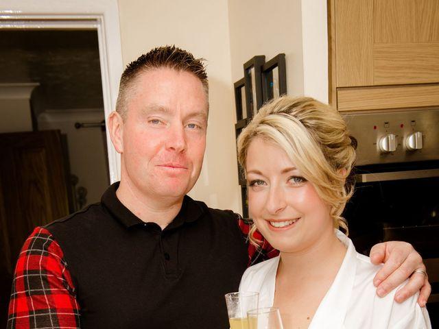 Jason and Katie's wedding in Stratford-upon-avon, Warwickshire 8