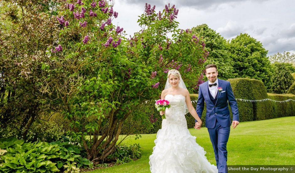 Jason and Katie's wedding in Stratford-upon-avon, Warwickshire
