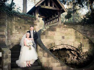 Sarah & Adam's wedding