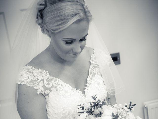 Adam and Sarah's wedding in Sutton Coldfield, West Midlands 8