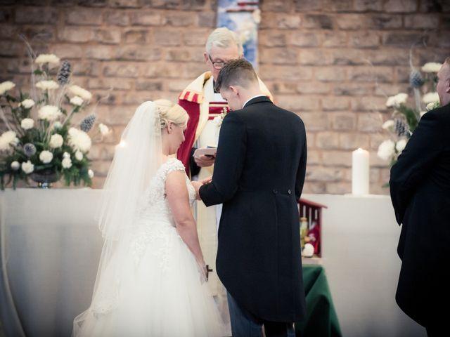 Adam and Sarah's wedding in Sutton Coldfield, West Midlands 9