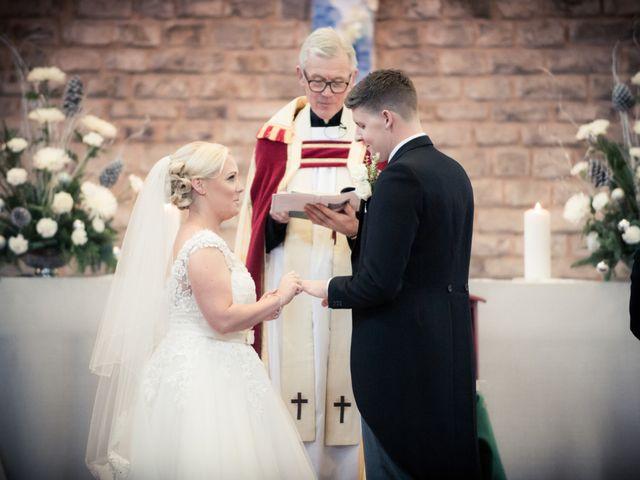 Adam and Sarah's wedding in Sutton Coldfield, West Midlands 10