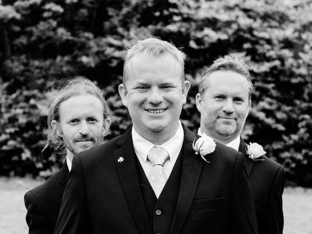 Dave and Cathy's wedding in Cushendall, Ballymena 4