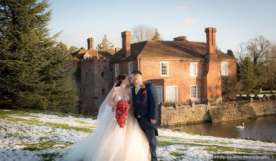Ross and Amie's wedding in Malvern, Worcestershire