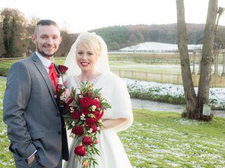 Tasha & Tom's wedding