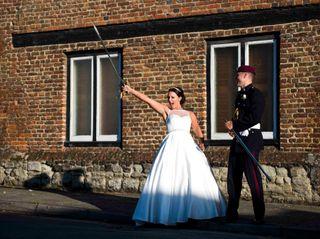 Rebecca & Alex's wedding