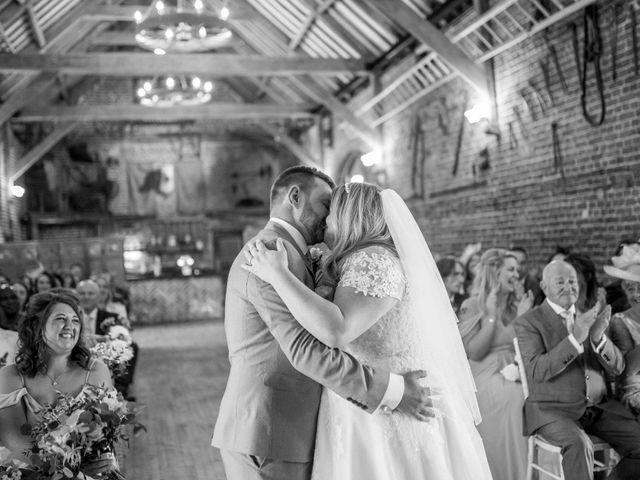 Maddy & Henry's wedding