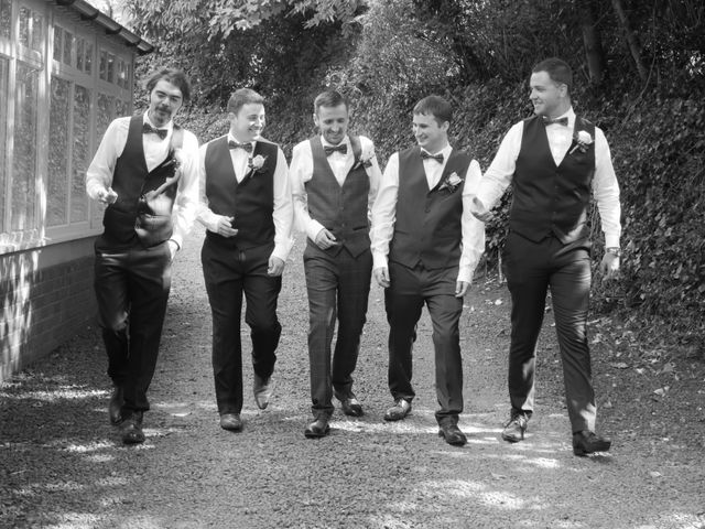 Andrew and Amy's wedding in Congleton, Cheshire 6