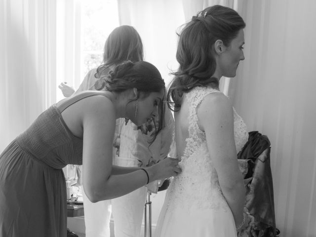 Andrew and Amy's wedding in Congleton, Cheshire 7