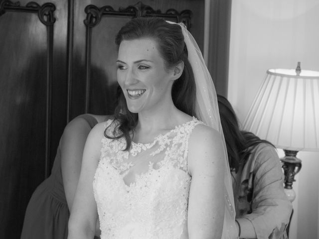Andrew and Amy's wedding in Congleton, Cheshire 8