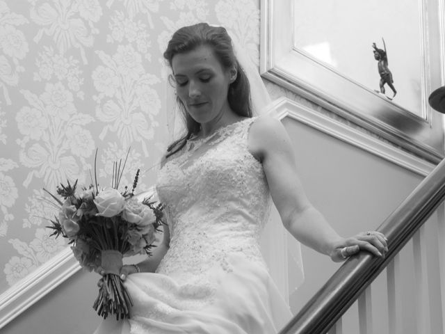 Andrew and Amy's wedding in Congleton, Cheshire 10
