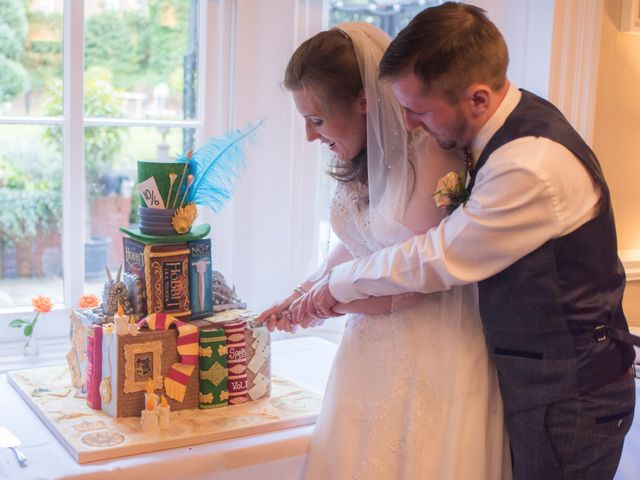 Andrew and Amy's wedding in Congleton, Cheshire 2