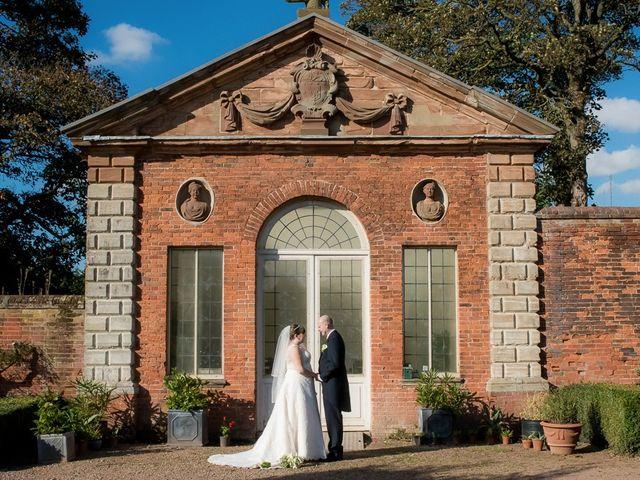 John and Liz's wedding in Castle Bromwich, West Midlands 9