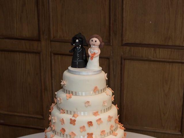 John and Liz's wedding in Castle Bromwich, West Midlands 10