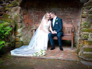 Elizabeth & James's wedding